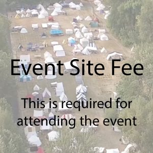 Event Site Fee